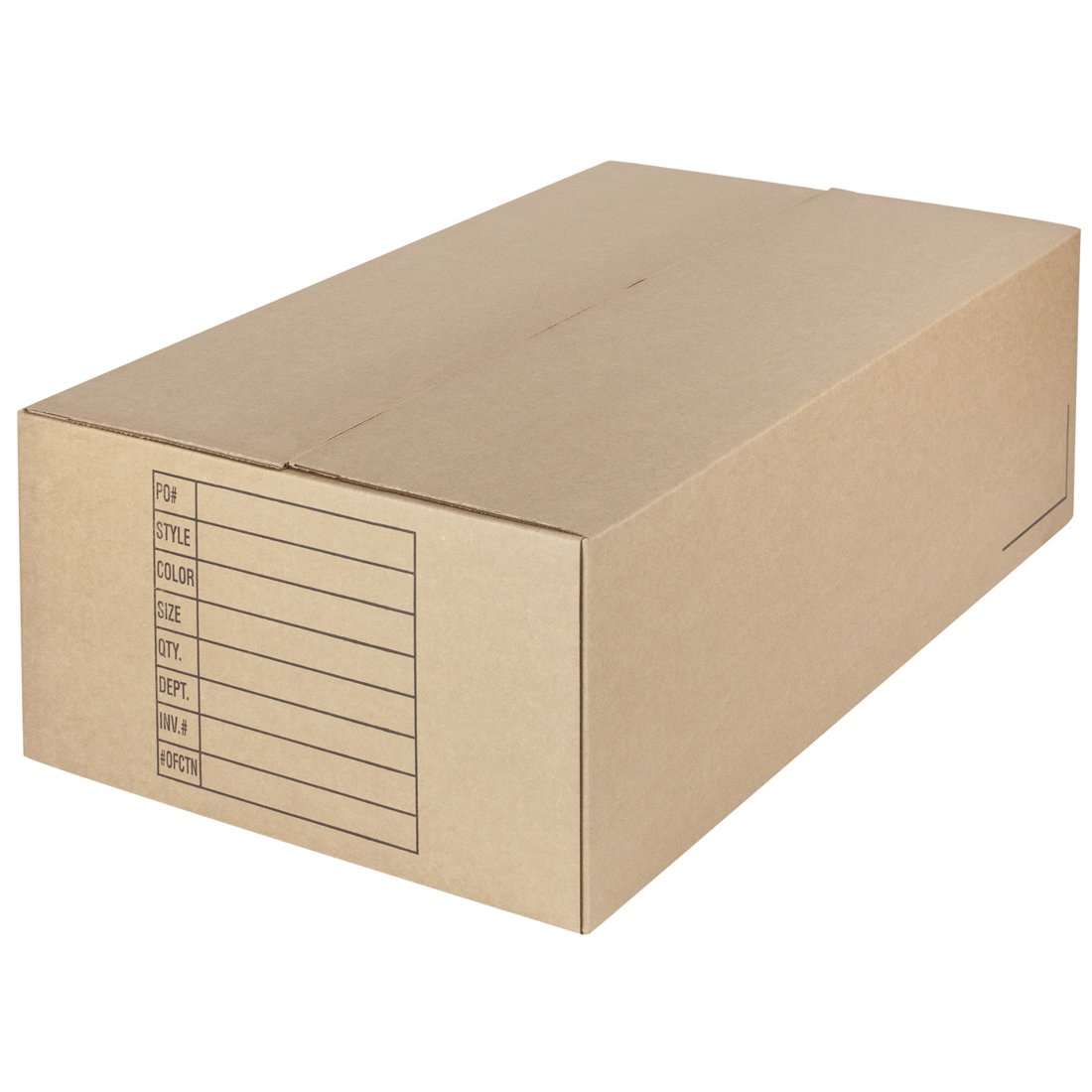 how to add a box to a chitchat shipment