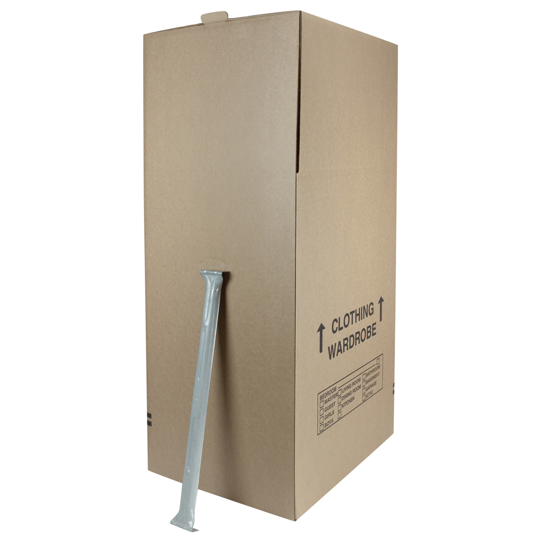 with bar flatrate wardrobe store bars moving products box